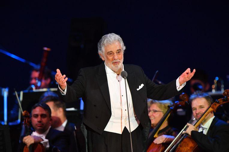 Operazanger Placido Domingo ontkent seksueel misbruik in alle toonaarden