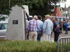 Nu ook vrouwen op monument Acht van Chaam