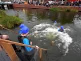 Bijna twee kilometer zwemmen voor ALS in Almelo