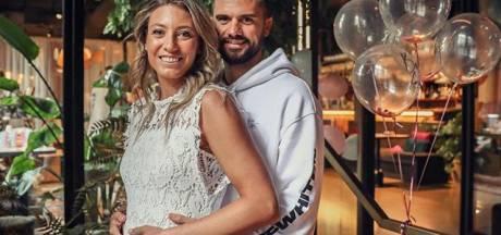 Yanina Wickmayer attend son premier enfant