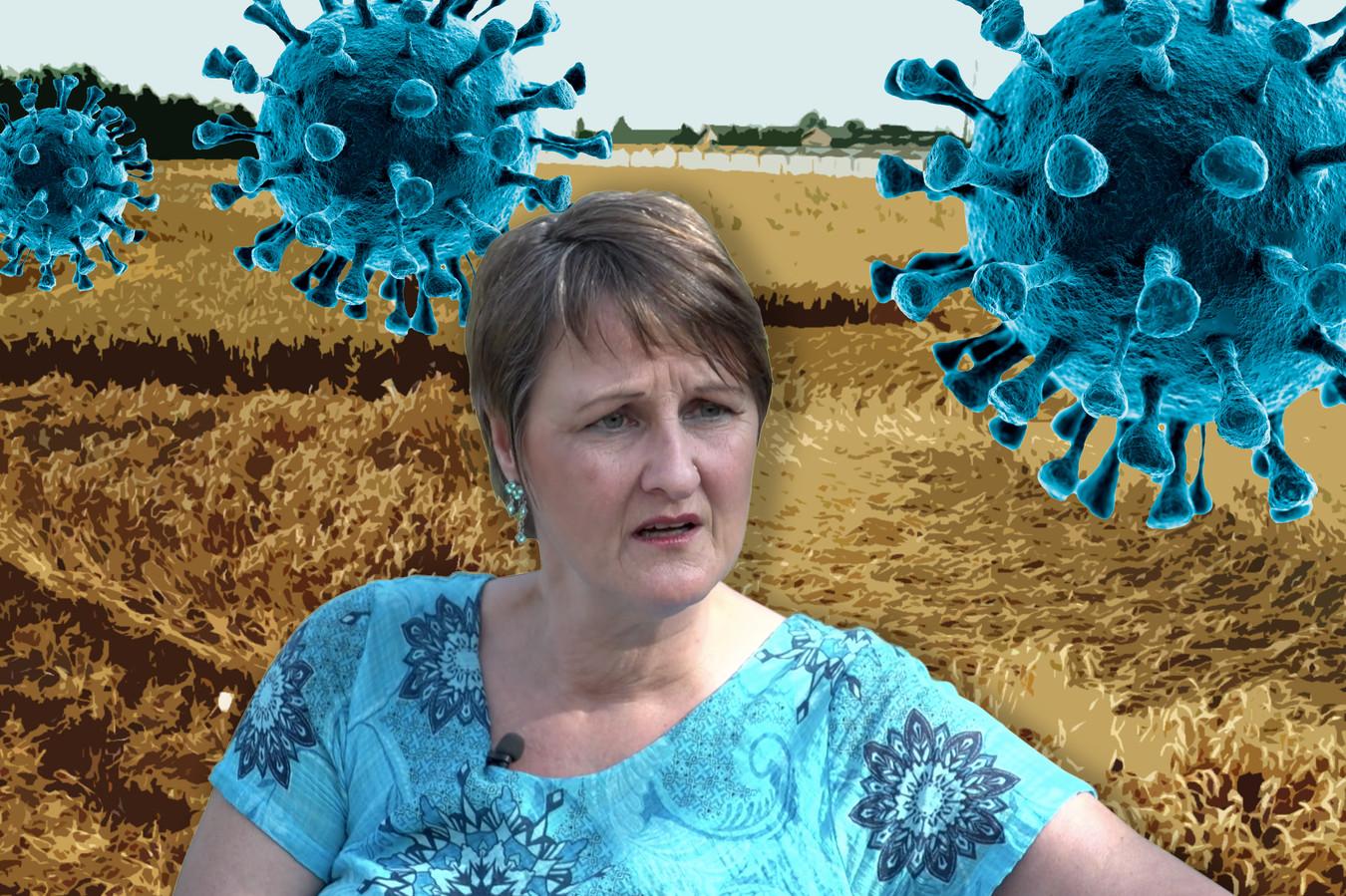 Janet Ossebaard verruilde graancirkels voor corona-complotten.