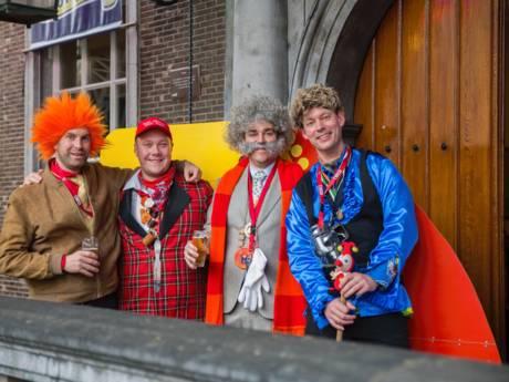 Liveblog: Dijkhoff als De Baron, optocht Kielegat verder ingekort