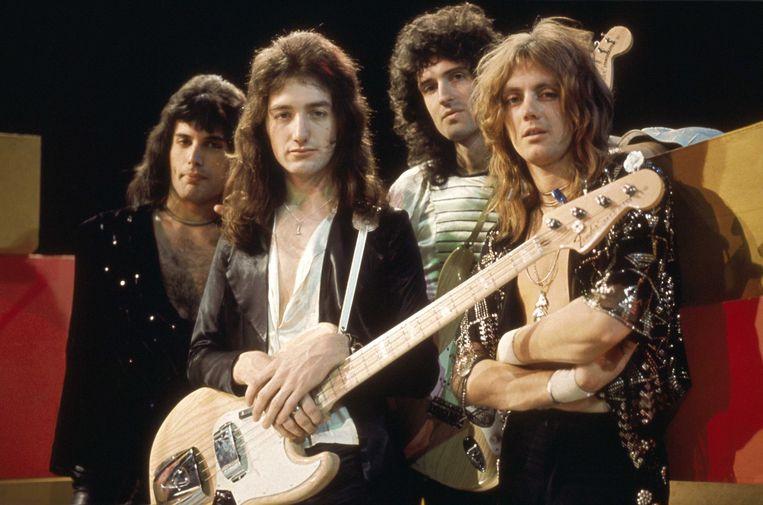 Bohemian Rhapsody van Queen staat als vanouds op de eerste plaats van de Top 2000. Beeld ANP Kippa