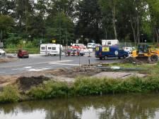 Werkzaamheden in Woerden op schema, maar niet iedereen is blij