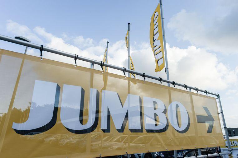 """Jumbo België geeft gratis """"Oef-gered-boeketten"""" weg voor Valentijn"""
