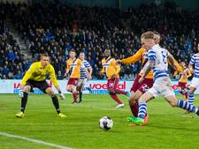 Achilles'29 en FC Dordrecht kwelgeesten De Graafschap