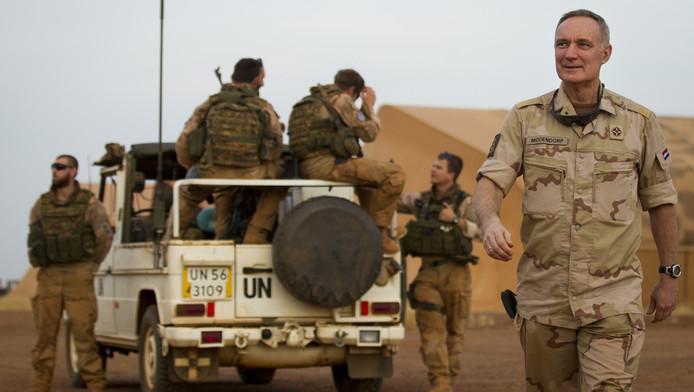 De Nederlandse missie in Mali (archieffoto).