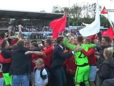 #HéScheids: Dramatische ontknoping Sparta Nijkerk en Staphorst zoekt beker