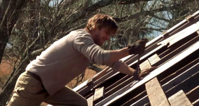 Ryan Gosling in 'The Notebook'.