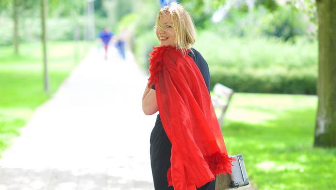 """Lucette Snellenburg: ,,Zingen met passie, met hart en ziel, daar gaat het om."""""""