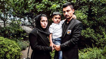 Ouders Mawda mogen in België blijven