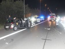Course-poursuite sur l'E17: trois blessés et plusieurs interpellations
