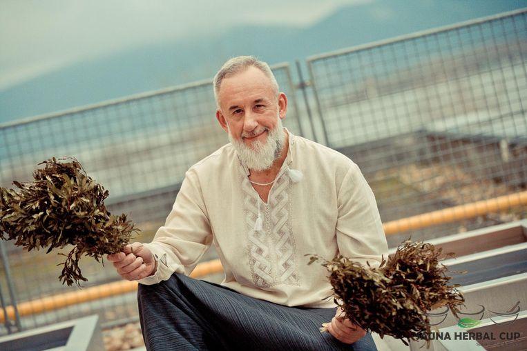 Yvan Fermyn is wereldkampioen peelings en heeft dat te danken aan de natuurlijke producten die hij gebruikte.
