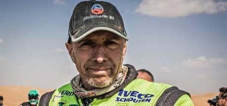 Motorcoureur Edwin Straver overleden na crash in Dakar Rally