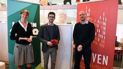 """Leuven 2030 krijgt micro op internationale klimaattop in Madrid: """"Een absolute droom"""", zegt directeur Katrien Rycken"""