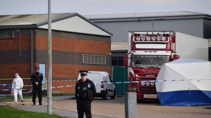 Nieuwe verdachte aangeklaagd voor 39 doden in koelwagen