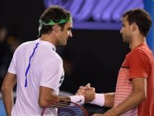 Federer verwacht loodzware finale tegen Dimitrov in Rotterdam