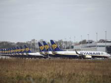 L'aéroport de Charleroi reporte la reprise de ses activités