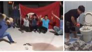 Woedende Turken slaan met hamers iPhones stuk en spoelen Coca-Cola door in wc