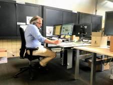 Opinieredacteur Fons Knegtel geeft lezers een podium in de krant