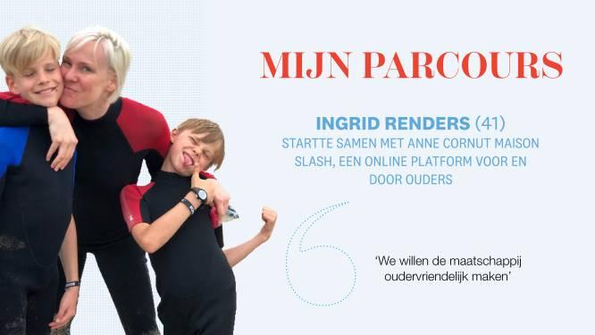 """Het hobbelige pad naar succes van Ingrid Renders van Maison Slash: """"We willen met ons platform de maatschappij oudervriendelijk maken"""""""