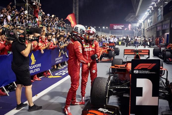 Vives discussions à prévoir chez Ferrari avant le Grand Prix de Russie?