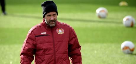 Bosz: Leverkusen kan Europa League winnen
