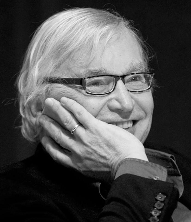 Egbert Dommering, emeritus hoogleraar informatierecht Beeld -