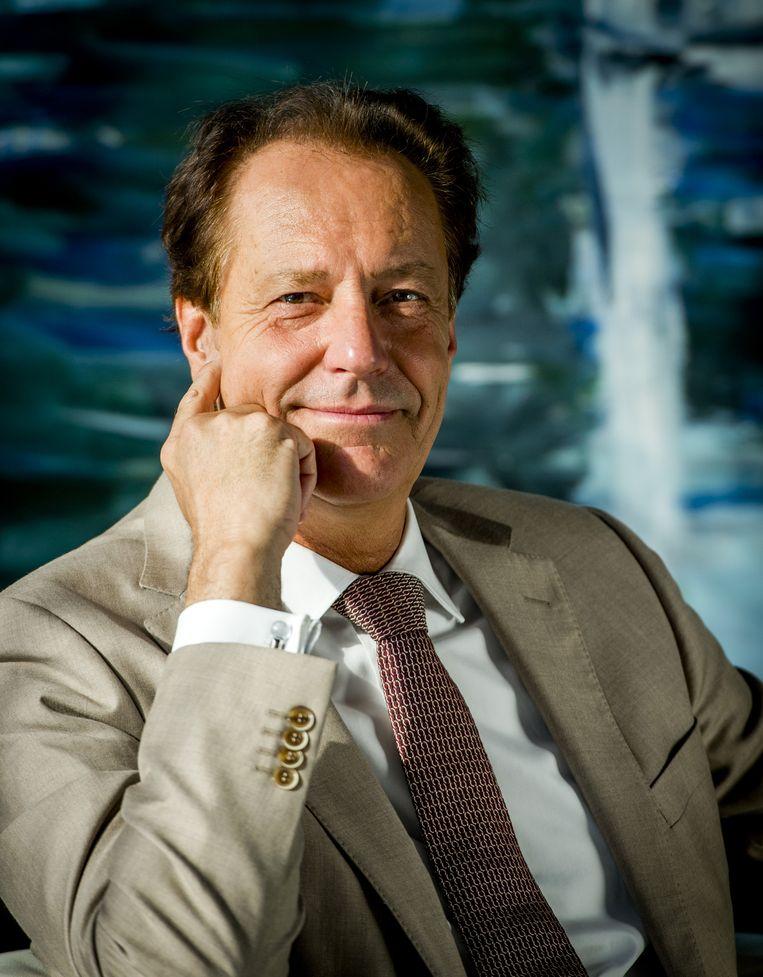 Rob van Gijzel Beeld anp