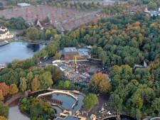 Efteling bouwt aan nieuwe achtbaan op plek van gesloopte bobslee