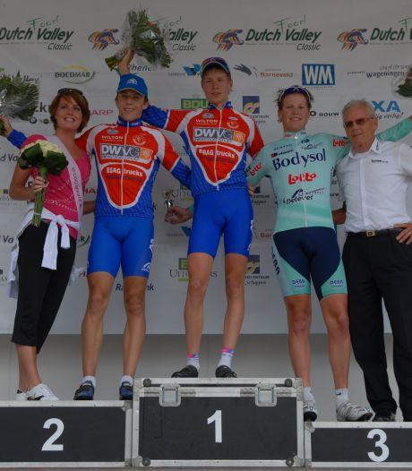 Wilco Kelderman (29) aan kop in Giro d'Italia, maar dat verbaast in Utrecht niemand