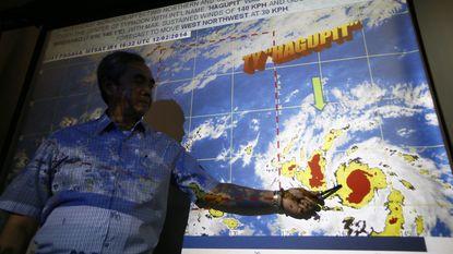 Dreiging van tyfoon Hagupit legt de Filipijnen lam