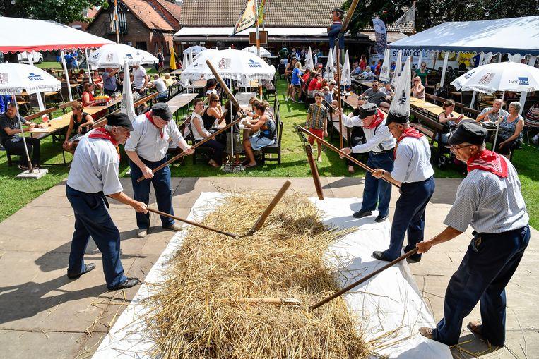 Met onder andere de jaarlijkse Vemmekensspoeling drukt Jeugd zonder Dak zijn stempel op Sint-Gillis.