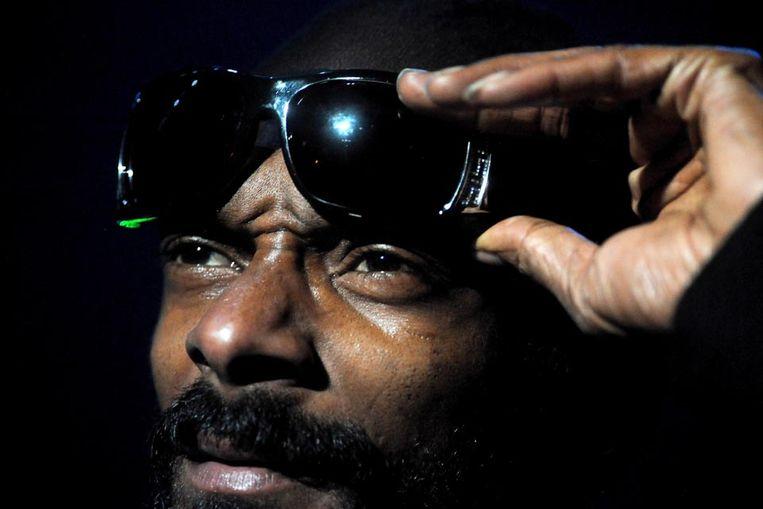 Snoop Dogg (EPA) Beeld EPA