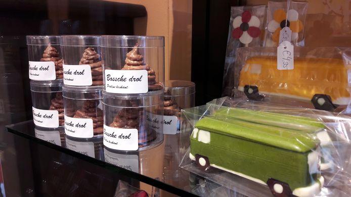 'Bossche Drol': chocola van chocolatier Lotte van der Aa