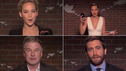 VIDEO: Sterren lezen gemene tweets over zichzelf voor (en Alec Baldwin zelfs eentje van Donald Trump)