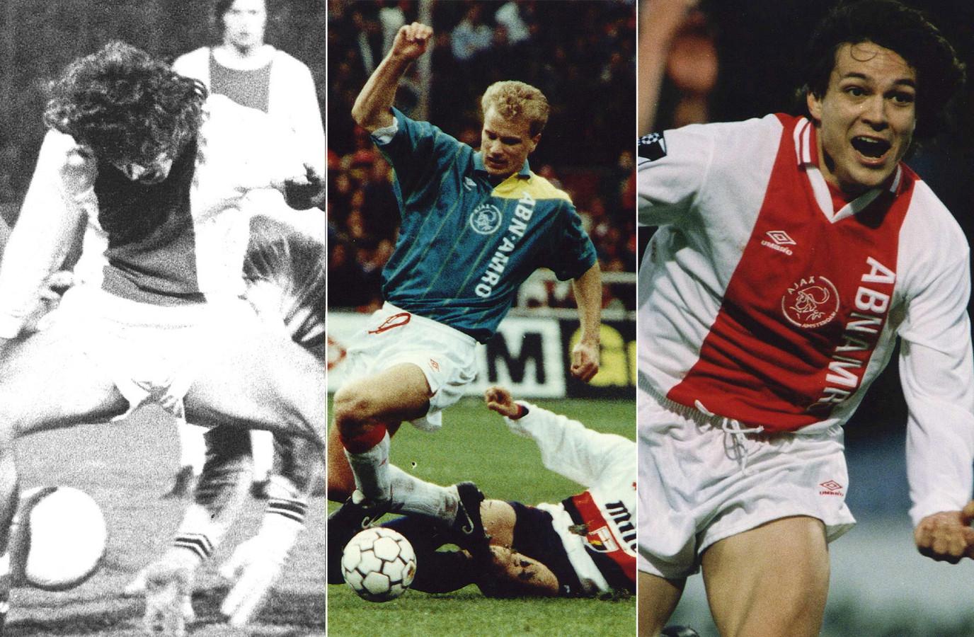 Rustig genieten van de halve finales van Ajax Ajax