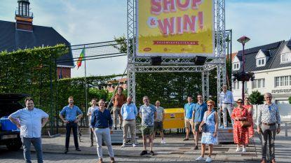 Shop&Win-actie 9240.be en Unizo scoort bij Zelenaars