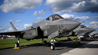 NAVO blijft België vragen om extra gevechtsvliegtuigen