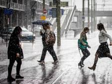 Bijzonder veel regen: hoeveelheid valt normaal in halve maand