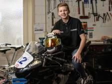 Wegrace-talent Maik (14) uit Rijssen spoedt zich naar MotoGP