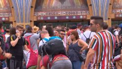 Dreamville is open: kampeerders bereiden zich voor op Tomorrowland