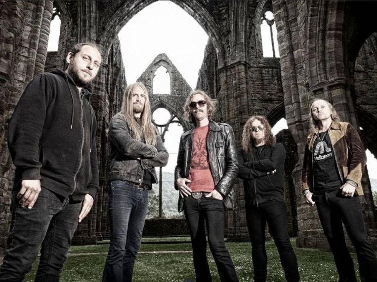Opeth lekte de affiche.