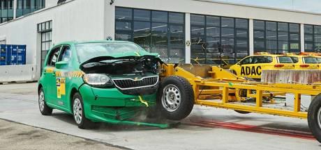 Kleine auto's onvoldoende veilig