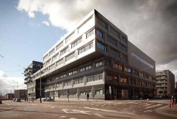 IJburg College aan de Pampuslaan.