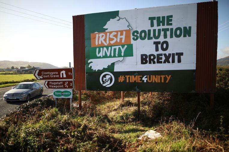 De oplossing voor de brexit volgens sommigen: de eenheid van Ierland.