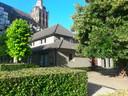 In dit gedeelte van de Sint-Janstuin komt een terras te staan van De Basiliek en het Bonte Palet.