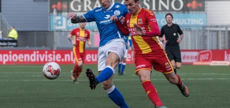 GA Eagles ontloopt een maandagduel met FC Den Bosch