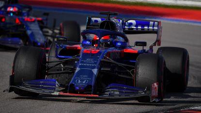 Naoki Yamamoto (Toro Rosso) krijgt z'n kans in oefensessie voor GP van Japan