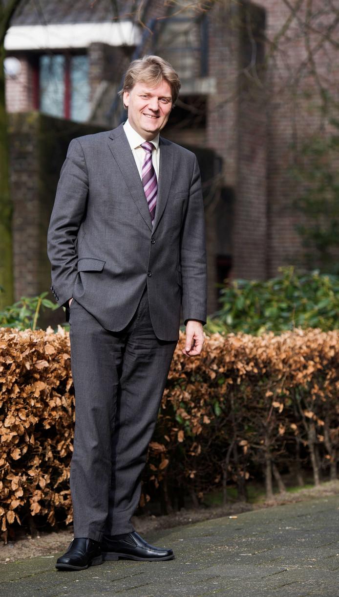 """Burgemeester Jan Hamming: """"Hun trauma hebben ze nog niet verwerkt, dat werd me duidelijk tijdens het gesprek."""""""